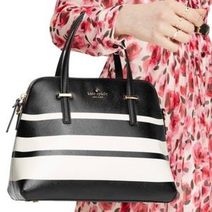 ✨SALE!✨♠️Kate Spade NWT RARE! Crosshatched Bag